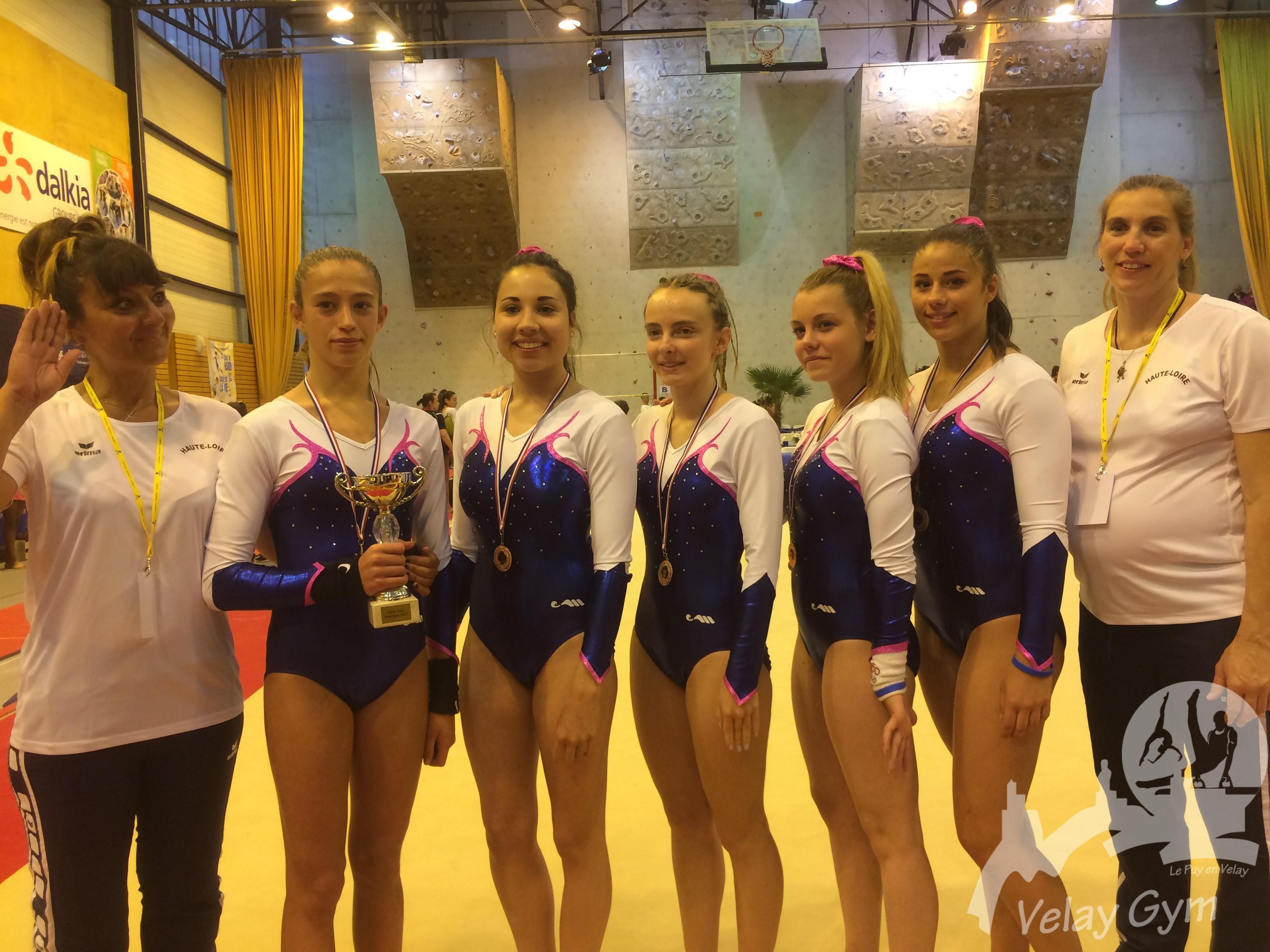 170603 Compétition Top17 équipe Montluçon (03) équipe HAUTE LOIRE ... 8f4c3338ce2