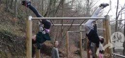 Vidéo entrainements extérieurs